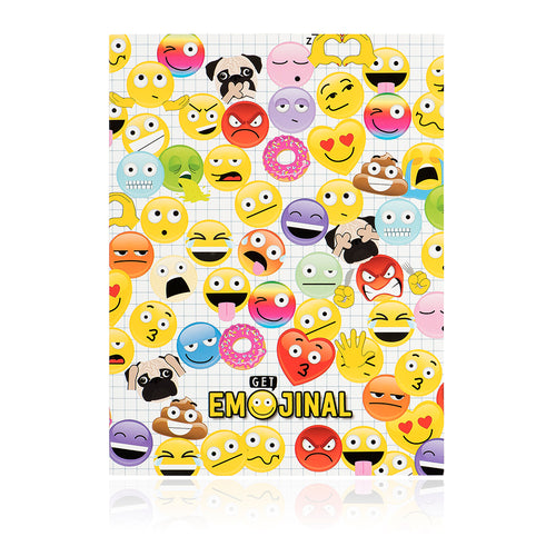 Emojinal - A4 Notebooks