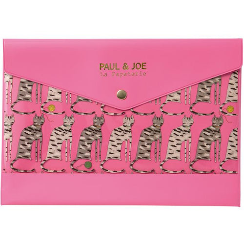 Paul & Joe A5 Stationery Case - Sister Cats