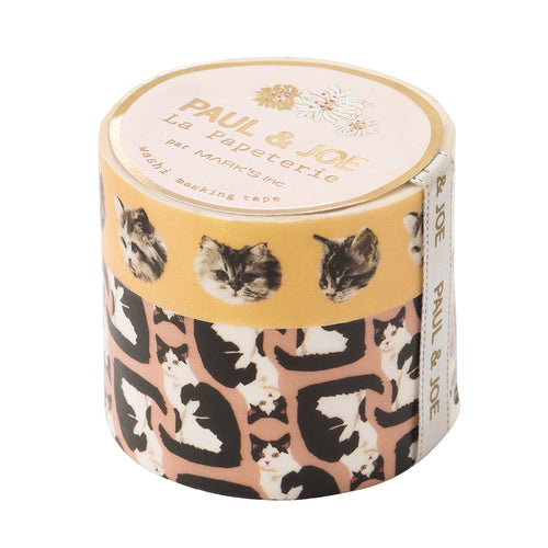 Paul & Joe Masking tape - Cat Cat Cat