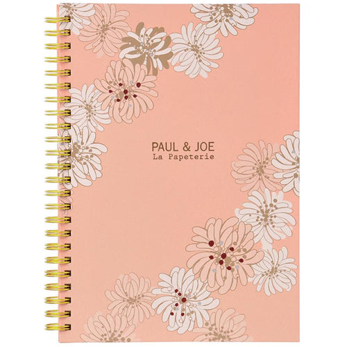 Paul & Joe A5 Notebook - Chrysanthemum
