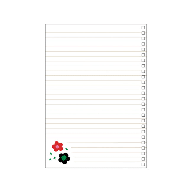 Paul & Joe A5 Notebook - Daisy in the Field
