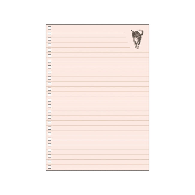 Paul & Joe A5 Notebook - Cat Cat Cat