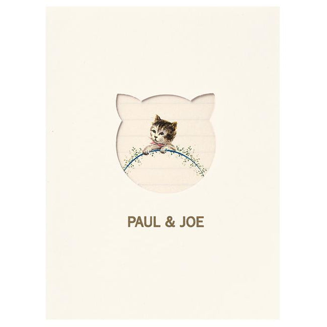 Paul & Joe A6 Notebook - Neko