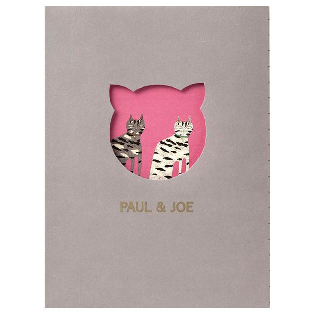 Paul & Joe A6 Notebook - Sister Cats