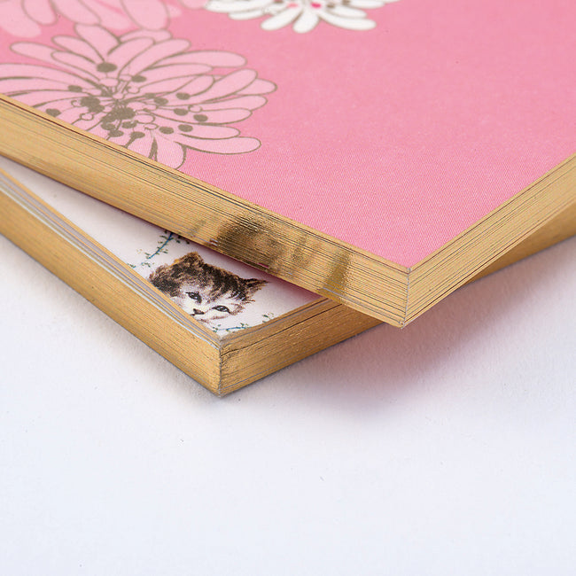 Paul & Joe A6 Notebook - Cat Cat Cat