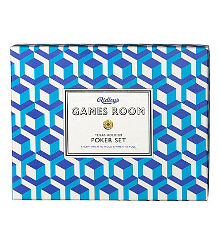 Games Room - Poker Set