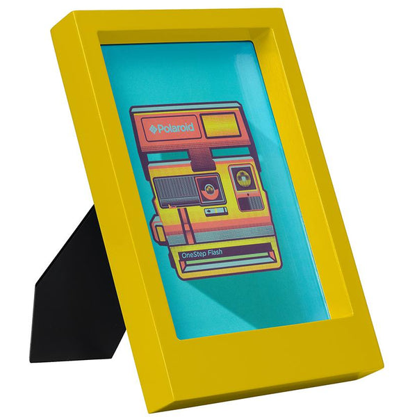 Polaroid Desk frame 5x7 - Yellow