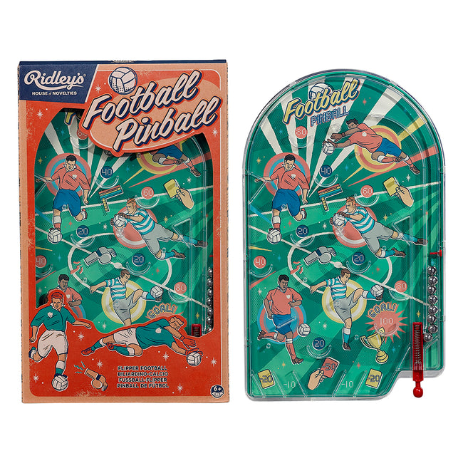 Ridley's Football Pinball Game