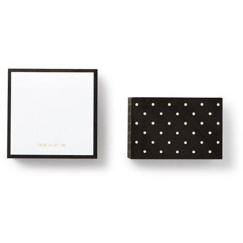 Kate Spade New York Sticky Note Cube, This Just In