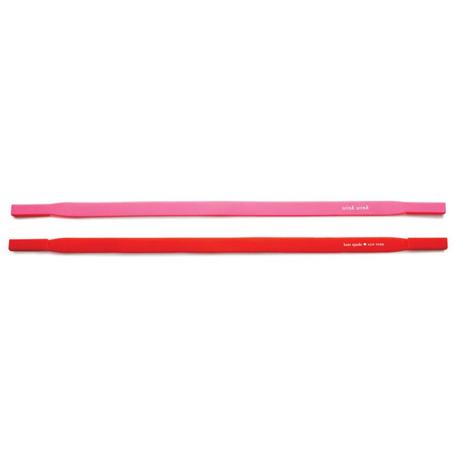 Kate Spade New York Sunglass Strap, Red/Pink