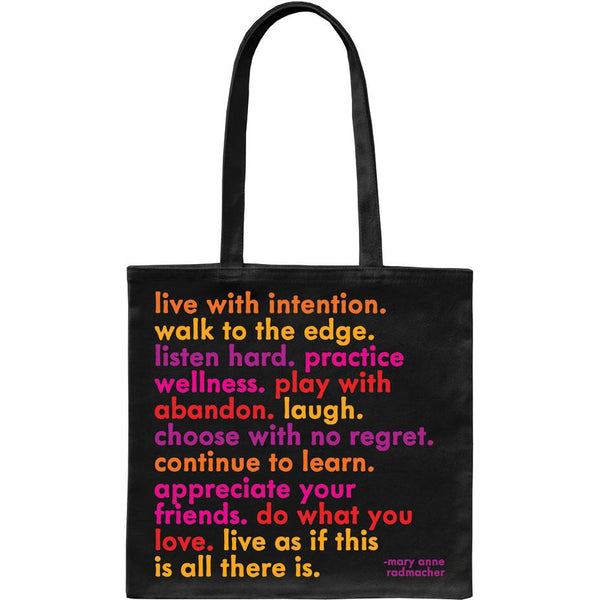 Tote - Live with Intention