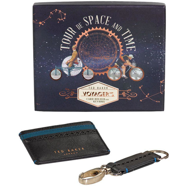 Ted Baker Voyager's Card Holder & Keyring