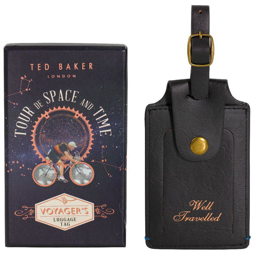 Ted Baker Voyager Luggage Tag