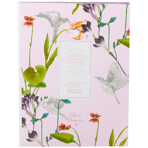 Ted Baker Oriental Gift Wrap Book
