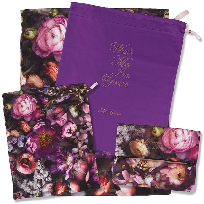 Ted Baker Shadow Laundry Bags