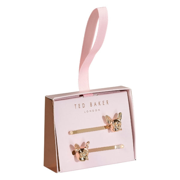 Ted Baker - French Bulldog Hair Slides