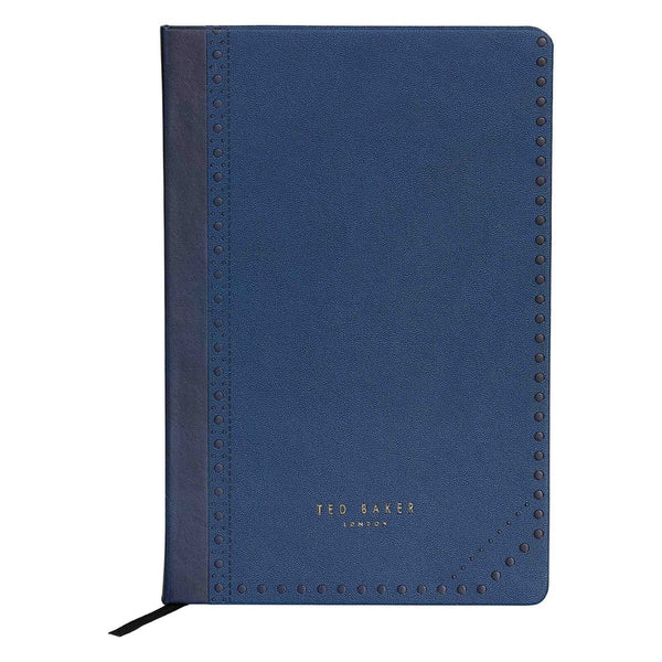 Ted Baker Panther - A5 Notebook (Blue)