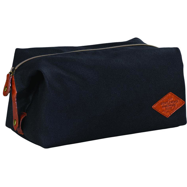 Gentlemen's Hardware - Wash Bag - Charcoal