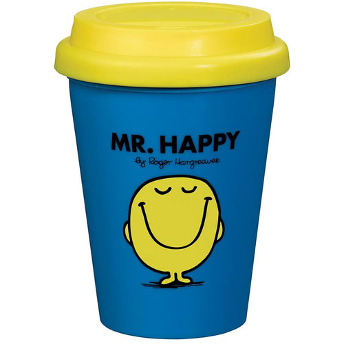 Mr Happy Travel Mug 300ml