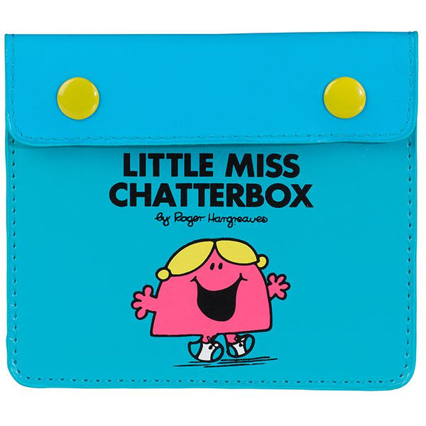 Little Miss Chatterbox Coin Purse
