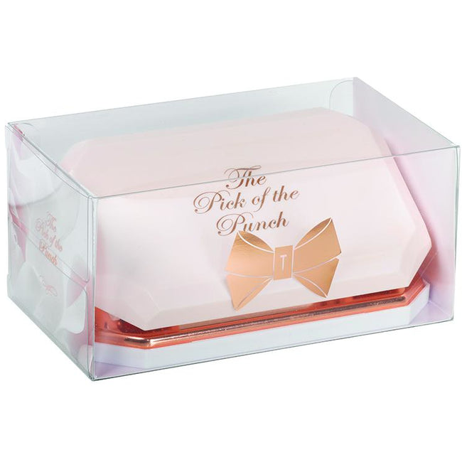 Ted Baker Nude Diamond Hole Punch