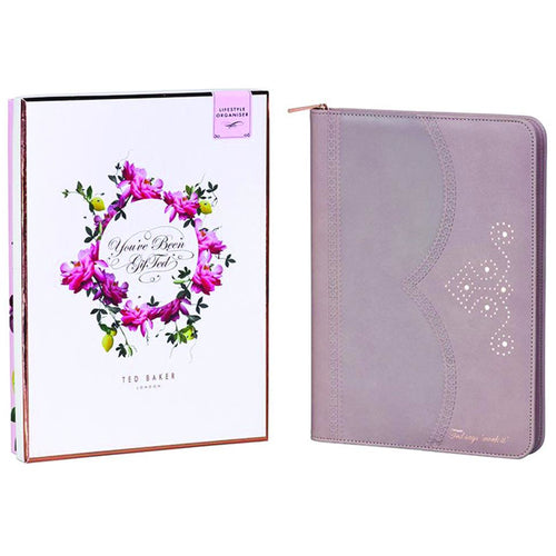 Ted Baker Travel Lifestyle Organiser - Thistle