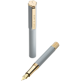 Ted Baker Premium Fountain Pen - Grey Spinel
