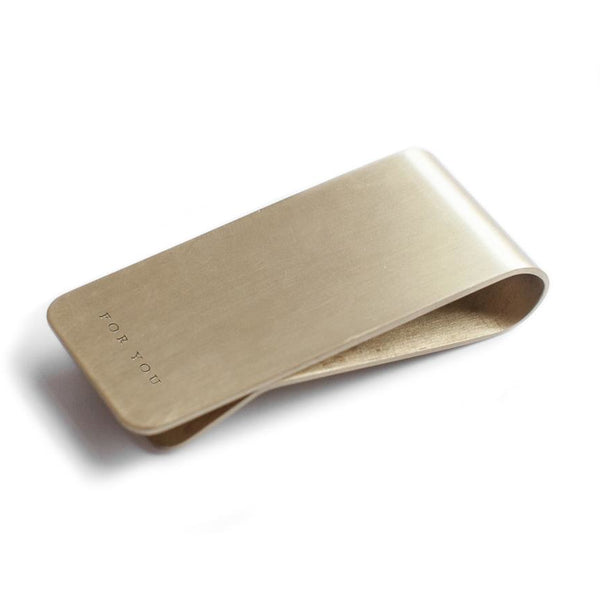 Money Clip- For You