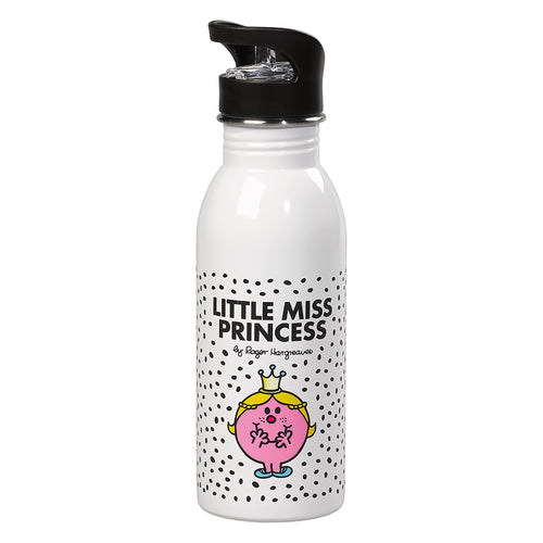 Little Miss Princess Water Bottle (2018 design)