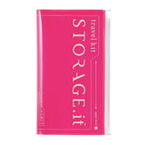 STORAGE.It Travel Wallet - Pink