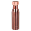 Ted Baker Water Bottle Hexagonal Lid Rose Gold