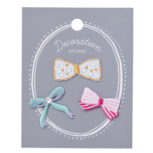 Embroidery Sticker - Ribbon