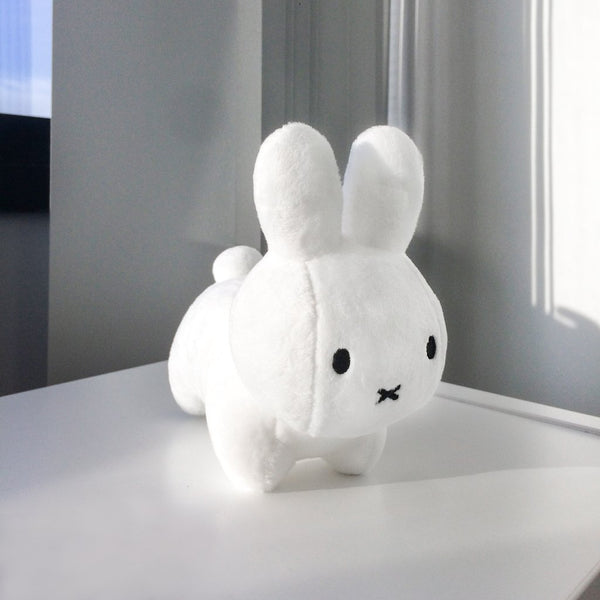 Miffy Rabbit Plush Keychain