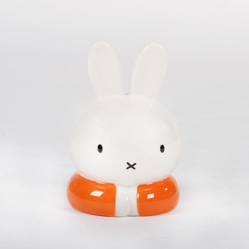 Miffy Orange Coinbank