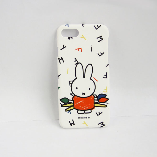 Miffy Paintbrush Phone Case