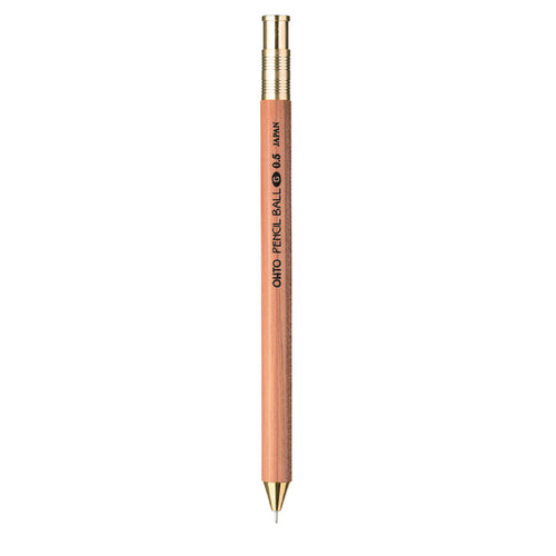 OHTO Pencil Ball G 0.5 - Natural