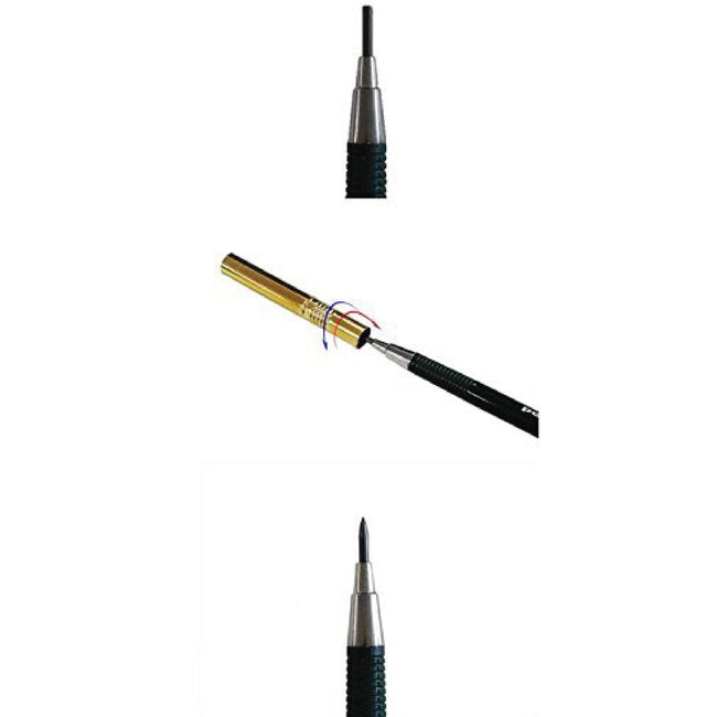 OHTO Lead Sharpener - Brass