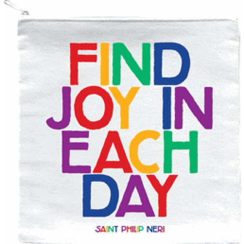 Pouch - Find Joy In Each Day
