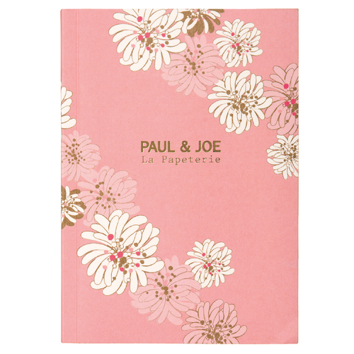 Paul & Joe A6 Notebook - Blossom