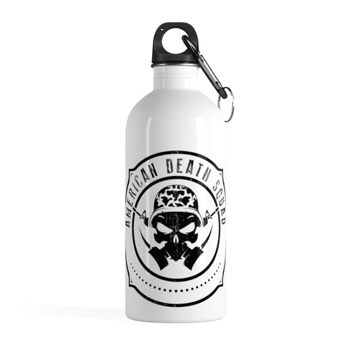 Death Squad Stainless Steel Water Bottle