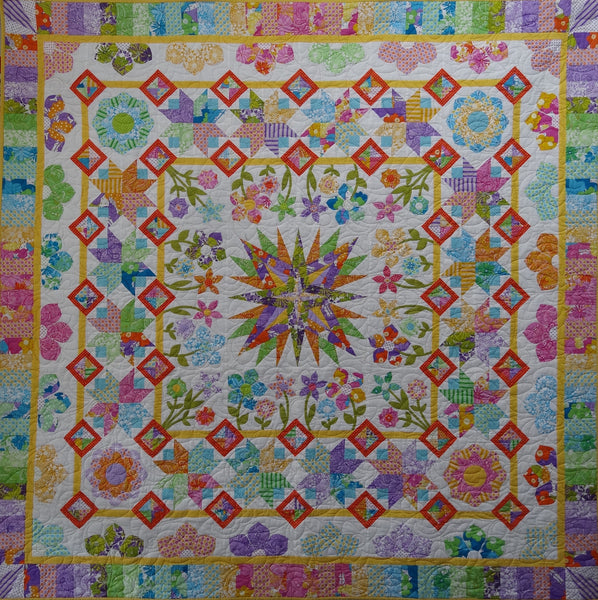 Summerfield Quilt by Lesley