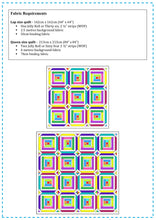 Around the Block PDF Pattern