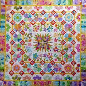 Summerfield Quilt by Leslie