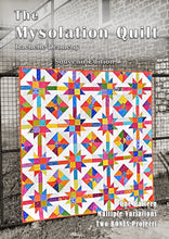 The Mysolation Quilt Pattern Book