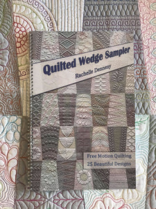 Quilted Wedge Sampler Book