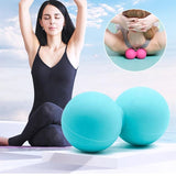 Peanut Massage Ball & Neck Roller