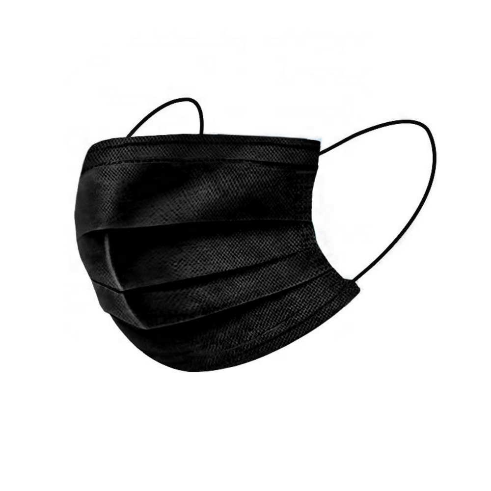 ⚡️NEW⚡️Black Disposable Mask