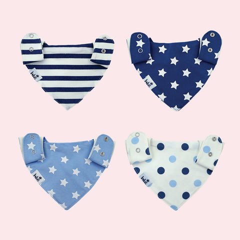 Blue Bib Pack (4)