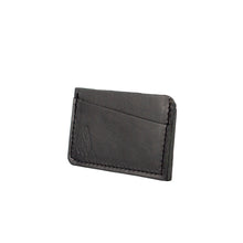 CESTUS (3 POCKET SLIM WALLET) - BLACK