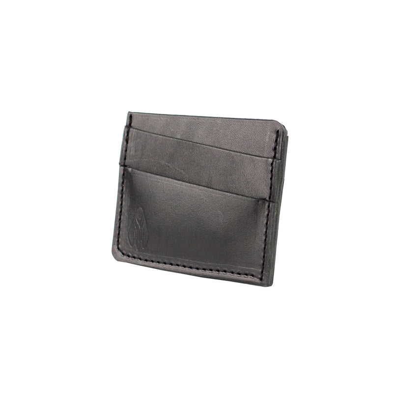 GALLIS (5 POCKET SLIM WALLET) - BLACK